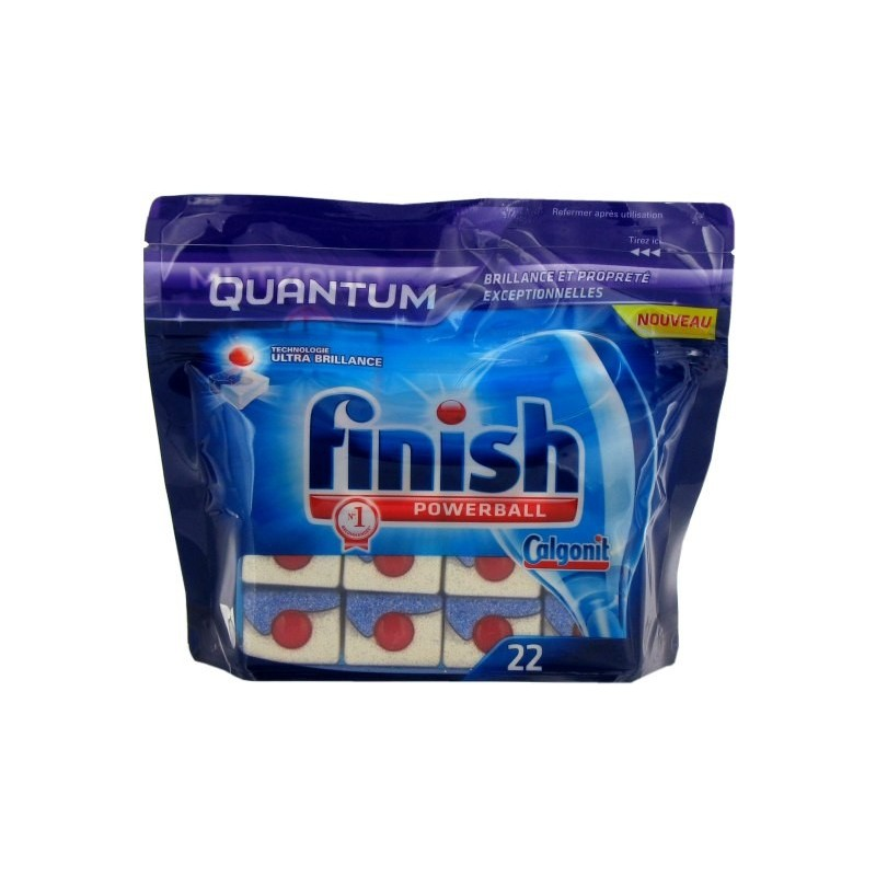 Finish Powerball Quantum - pastilles 22U