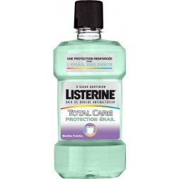 Listerine Bain de bouche Total Care Email 500ml
