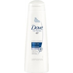 Dove Shampooing Intense Care cheveux abimés 250ml