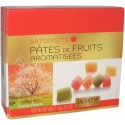 Pâtes de fruits en bâtonnets assortis Jacquot 1Kg