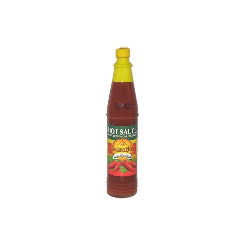 Sauce piquante Louisiana Hot Sauce 85ml