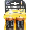 Duracell Plus Power LR20 1,5V  alcaline 2U