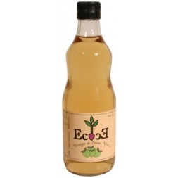 Green apple vinegar Ecovinal 0.5L