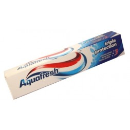 Aquafresh 3 triple protection 75ml