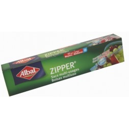 Zipper Sacs multi-usage Albal Moyens 8U