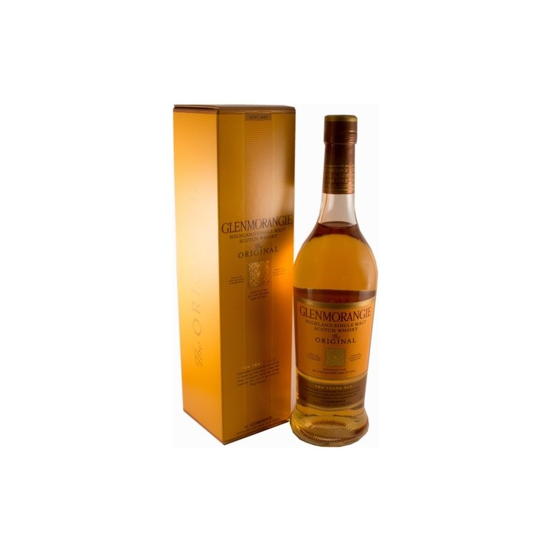 Glenmorangie Highlands du Nord 10 ans single Malt 0,7L