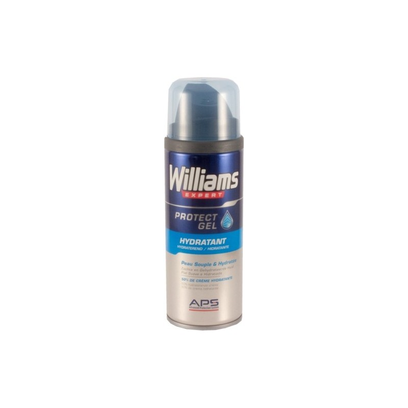 Le Gel de rasage hydratant Williams 200ml