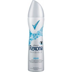 Rexona Invisible anti-transpirant sans alcool 200ml