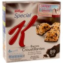 Special K Chocolate Chips - 6 barrette 129g