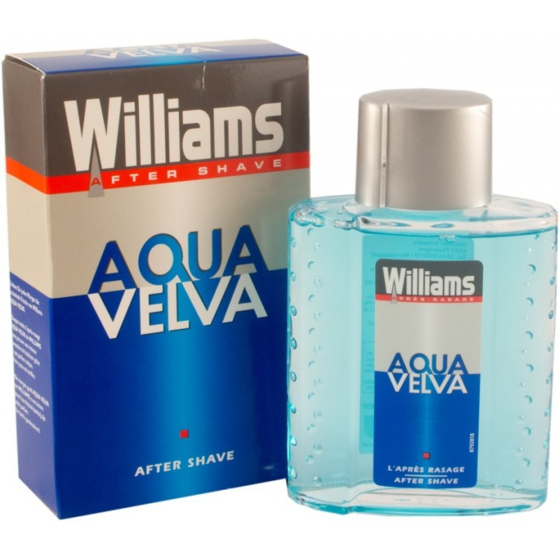 Après rasage Aqua Velva Blue Williams 100ml