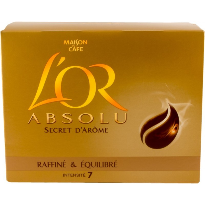 L'Or Absolu 2x250g 500g