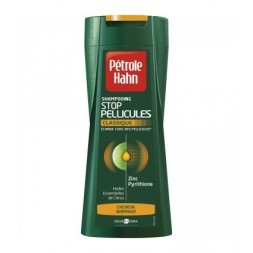 Pétrole Hahn Shampooing anti pelliculaire cheveux normaux 200ml