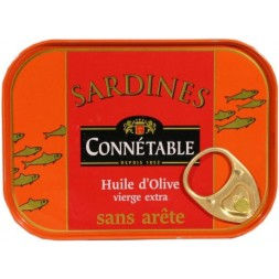 Sardines without ar