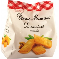 Bonne Maman Cakes with almonds 250g