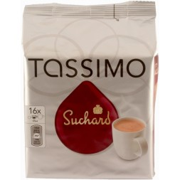 Tassimo Cocolat Baccelli Suchard 16x20g