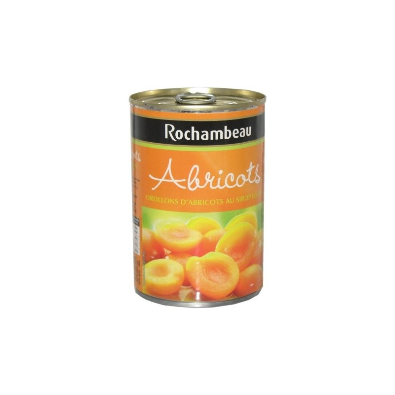Apricots in Rochambeau syrup 410g
