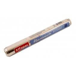 Recharge Film Aluminium 25m Alfapac - Lot de 2