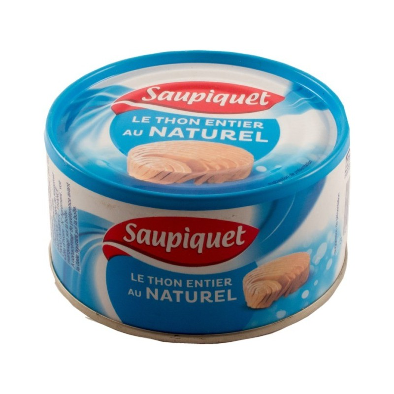 Thon au naturel Saupiquet 200g