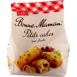 Little Fruits cakes x10 Bonne Maman 300g