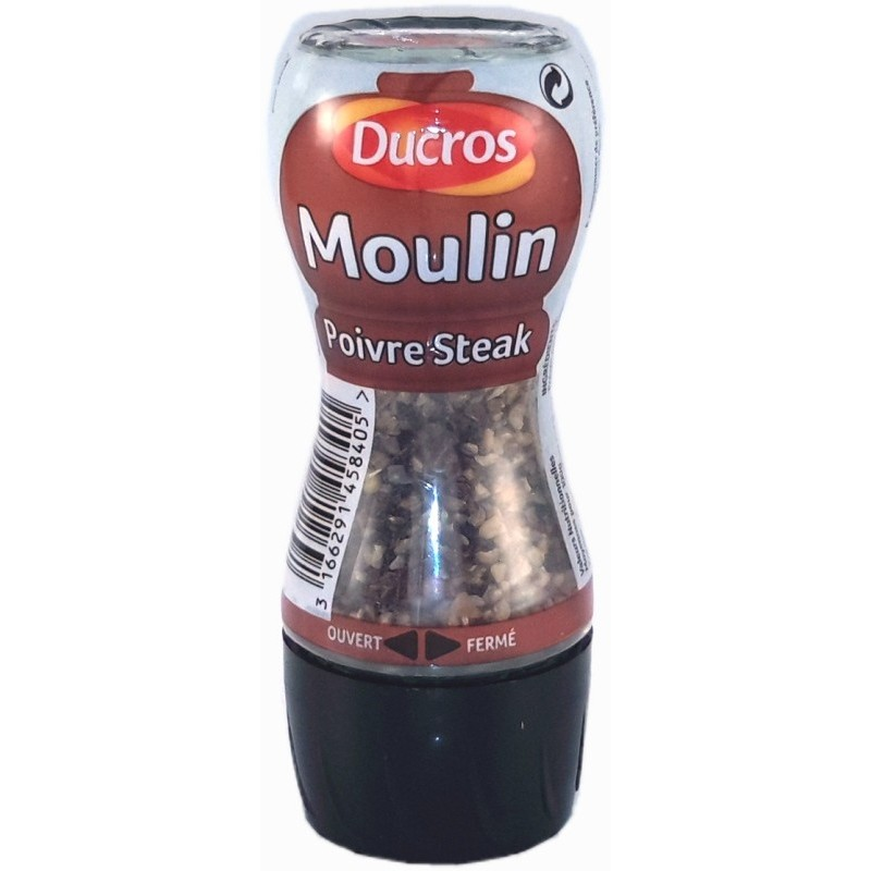 Moulin pour Steak Ducros 1U