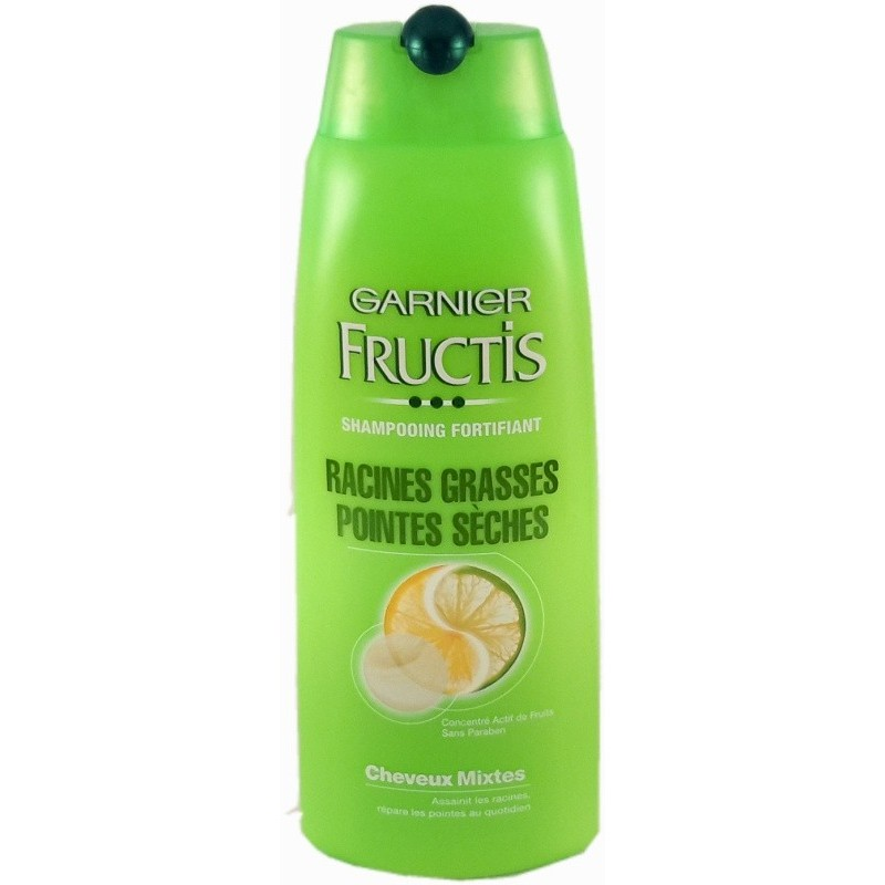 Fructis Racines Grasses Pointes Sèches 250ml