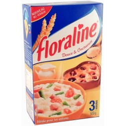 Floraline Douce & Onctueuse 500g