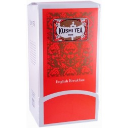 Kusmi Tea English Breakfast - 25 sachets 55g