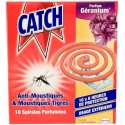 Catch Spirales anti-moustique  10U