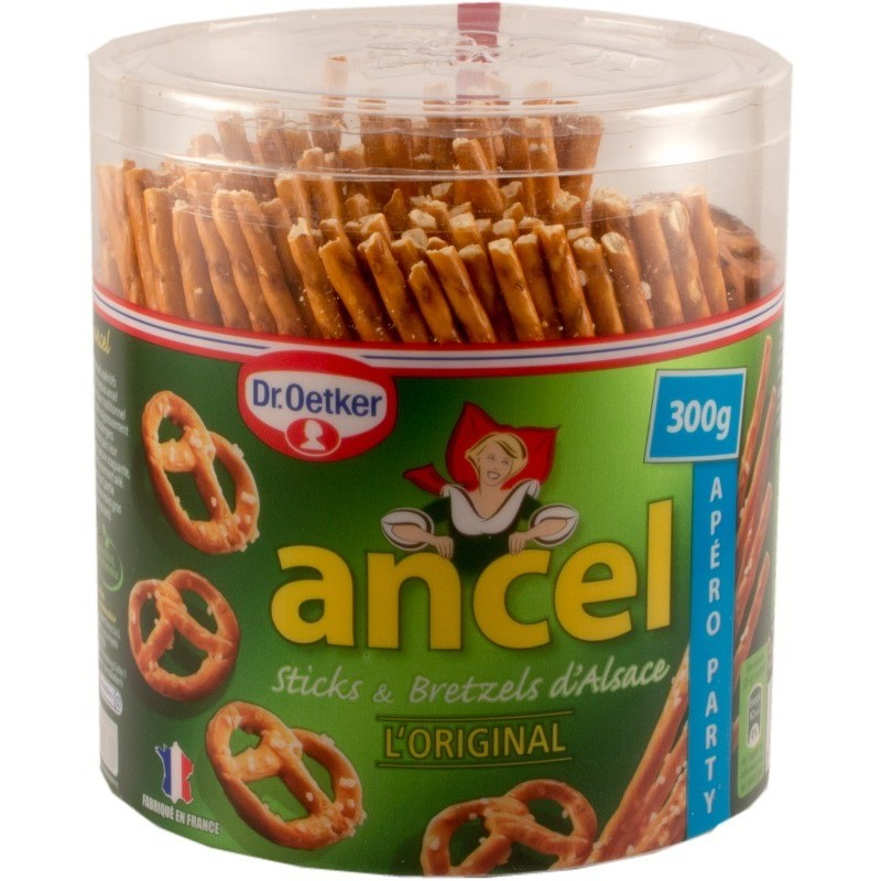 Sticks and Pretzels Ancel 300g