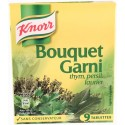 Bouquet garni Knorr - thym, persil, laurier - 9 tablettes - 99g