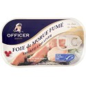 Officer wood-fired smoked cod liver 120g
