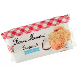 Bonne Maman Croquants Coconut Short Biscuits 250g
