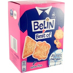 Crackers Best Of Télé Belin 50g
