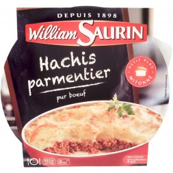 Hachis Parmentier William Saurin - barquette 300g