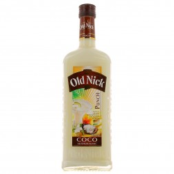 Old Nick Coco Punch - white rum punch 16
