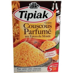 Couscous flavored Spices of the World Tipiak 2x250g
