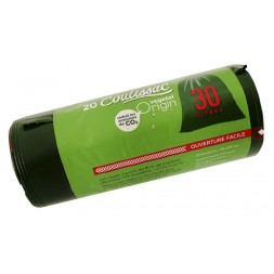Alfapac Vegetal Origin 30L -20 coulissacs