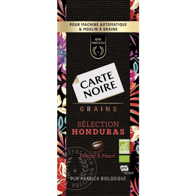 Café en grains Carte Noire Bio Selection Honduras 500g