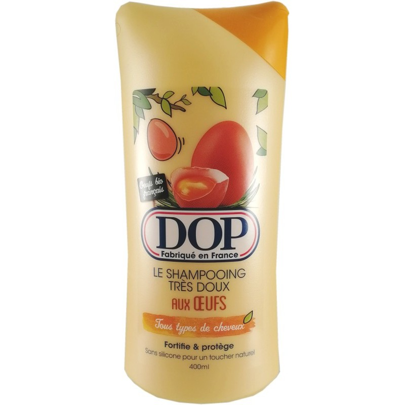 Dop enriched with eggs 400ml