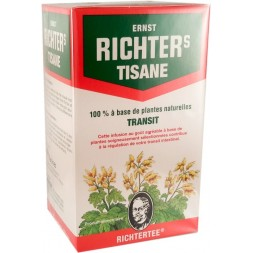 Ernst Richters Herbal Tea 20U