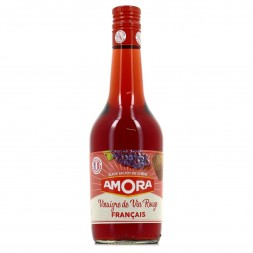 Amora French Red Wine Vinegar 0.6L