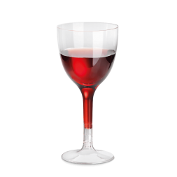 Wine Glass 10cl PLA 10 cl - 21 U