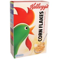 Corn flakes Kellogg s - golden corn in the oven 250g
