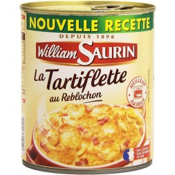 William Saurin Reblochon Tartiflette - 850g box