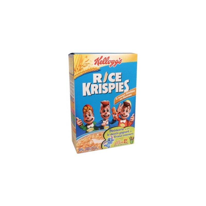 Rice Krispies Kellogg s - puffed rice
