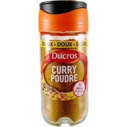 Curry Ducros 1U bottle