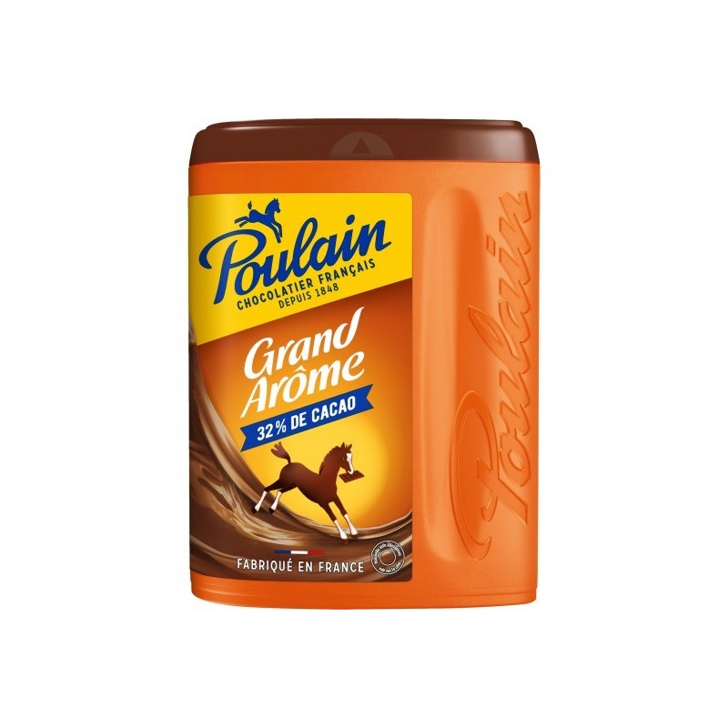 Poulain Grand Arôme powdered chocolate 800g