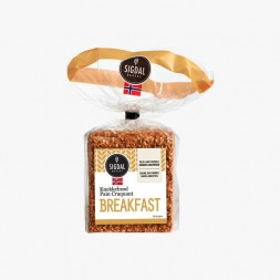 Pain craquant Norvégien Breakfast Sigdal 240g