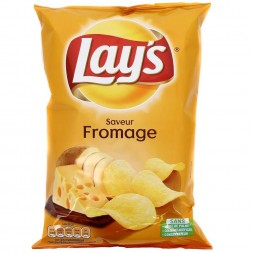 Chips Lay's Saveur fromage 130g