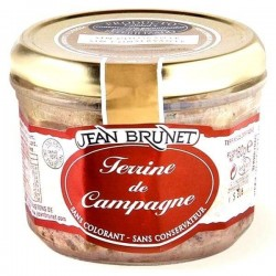 Terrina Country Jean Brunet - Vasetto da 180g